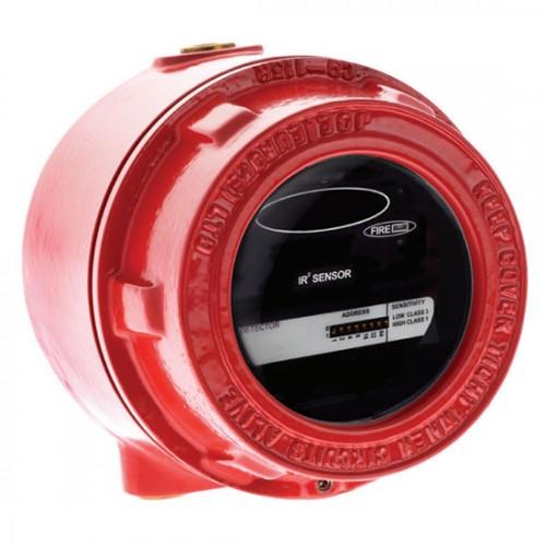 Đầu báo lửa hồng ngoại IR² chống cháy nổ DETNOV DLL-IR2EX