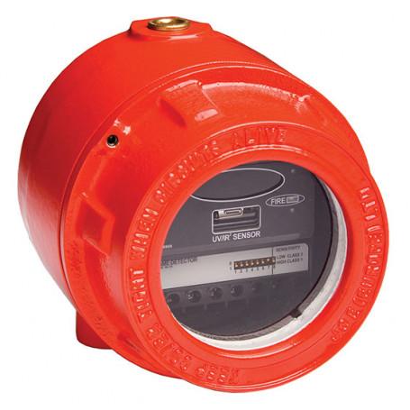 Đầu báo lửa UV/IR² chống cháy nổ DETNOV DLL-UVIREX