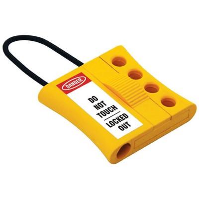 Khóa móc an toàn 4 lỗ cách điện Master Lock ES-DESH-46