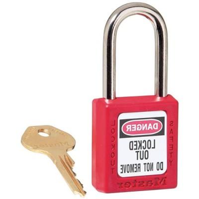 Khóa móc an toàn Master Lock 410RED