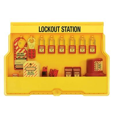 Trạm khóa treo tường để khóa điện Master Lock S1850E410