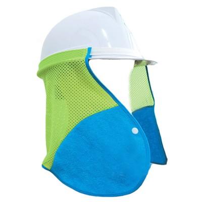 Khăn che nắng gắn nón nhựa bảo hộ TTK-COV-N8