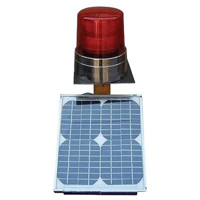Đèn báo hiệu giao thông năng lượng mặt trời Hi-Q 180-12
