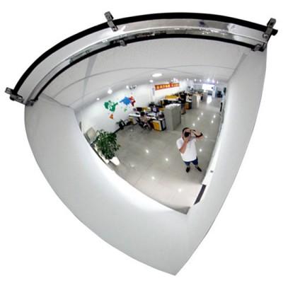 Gương mái vòm 1/4 chỏm cầu KLQ-0100