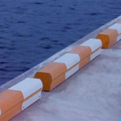 Tấm chắn bánh xe công nghệ Hybrid chuyên dụng cho cảng biển