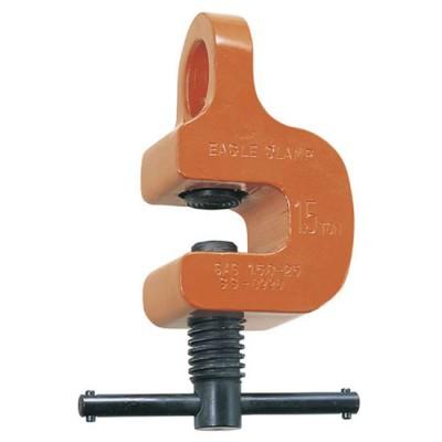 Kẹp tôn đa hướng dày 3-25mm tải trọng 1.6 tấn Eagle Clamp SAS-1.6