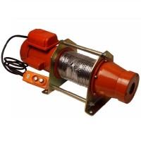 Tời cáp điện 1 pha DUKE DU-205 ( 300kg x 60m x5mm)