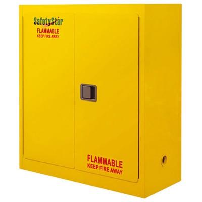 Tủ chứa dung môi có thể cháy YAKOS65 CCE-090-BA-A 90 gallon