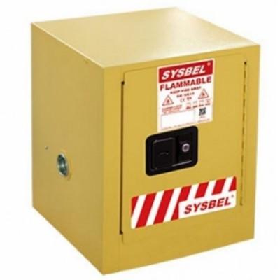 Tủ đựng hóa chất chống cháy 4 Gallon SYSBEL WA810040