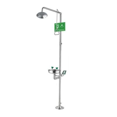 Vòi sen rửa mắt kết hợp tắm khẩn cấp WJH1107