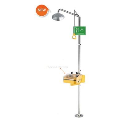 Vòi sen rửa mắt kết hợp tắm khẩn cấp WJH1110