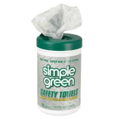 Khăn giấy ướt lau dầu mỡ Simple Green Towel