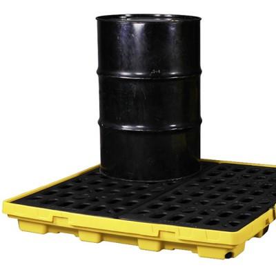 Sàn nhựa chứa phuy chống tràn dầu SYSBEL SPP103