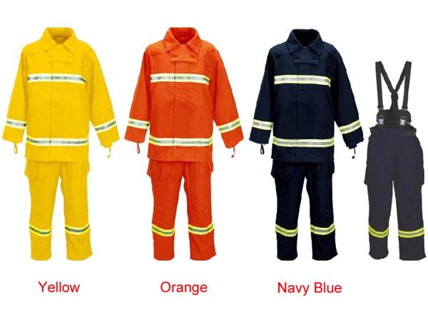 Bộ quần áo chống cháy chịu nhiệt nomex 4 lớp